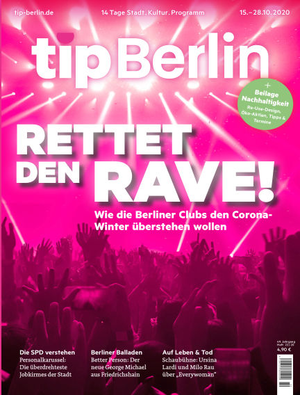 tip Berlin October 14, 2020 00:00