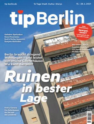 tip Berlin 8/2021