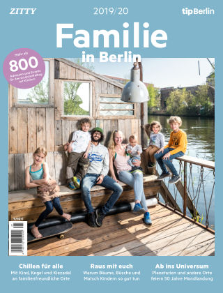 Familie in Berlin 2019/2020