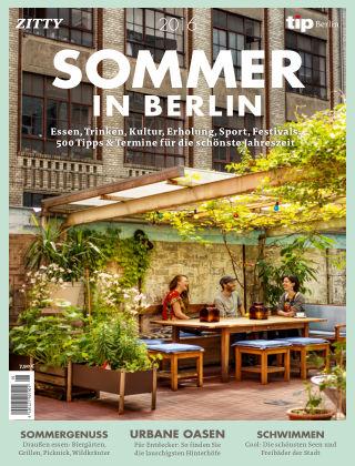 Sommer in Berlin 2016