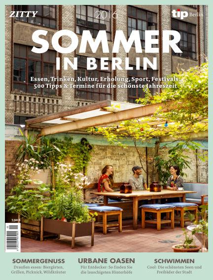 Sommer in Berlin