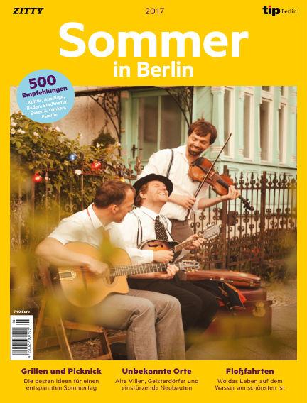 Sommer in Berlin July 17, 2017 00:00