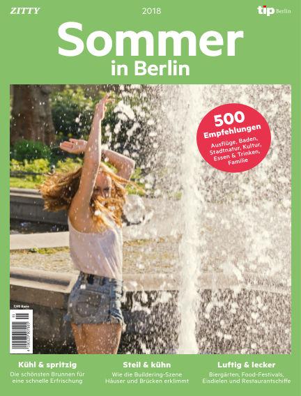 Sommer in Berlin July 14, 2018 00:00
