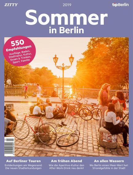 Sommer in Berlin July 01, 2019 00:00