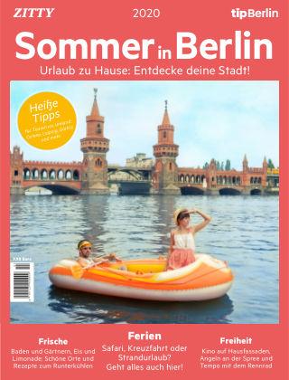 Sommer in Berlin 2020