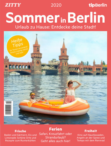 Sommer in Berlin June 18, 2020 00:00