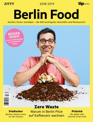 Berlin FOOD 2018/2019