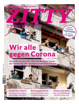 ZITTY Das Berlin-Magazin für 14 Tage und die Nächte 7/2020