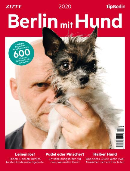 Berlin mit Hund February 29, 2020 00:00