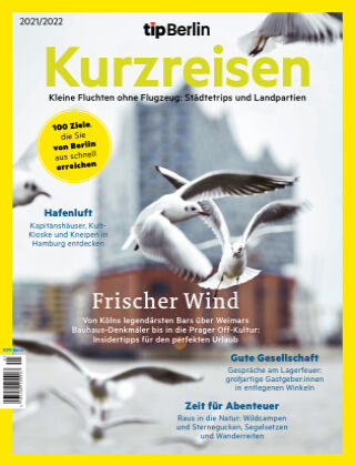 tip Berlin Edition - Kurzreisen 2021/2022