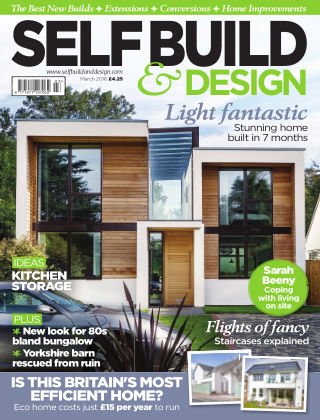 SelfBuild & Design March 2016