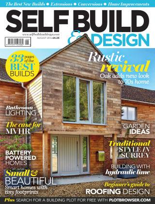 SelfBuild & Design August 2016