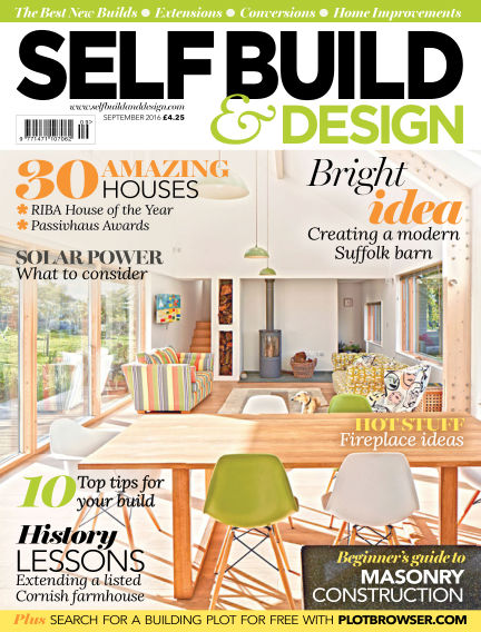 SelfBuild & Design July 25, 2016 00:00