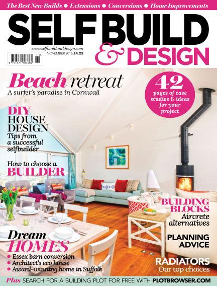 SelfBuild & Design September 30, 2016 00:00