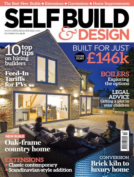 SelfBuild & Design October 25, 2016 00:00