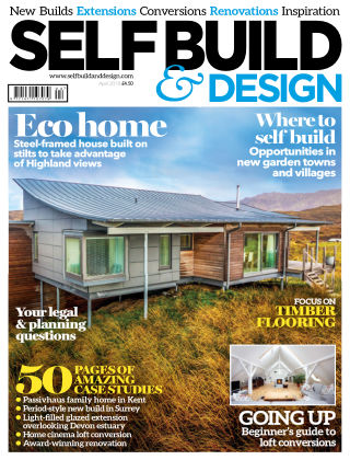 SelfBuild & Design April2018