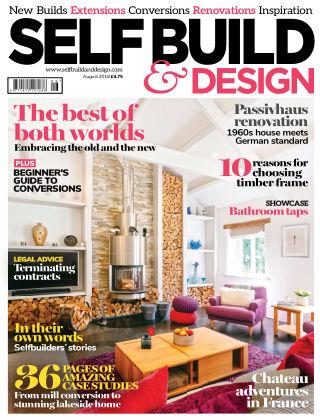 SelfBuild & Design August2018