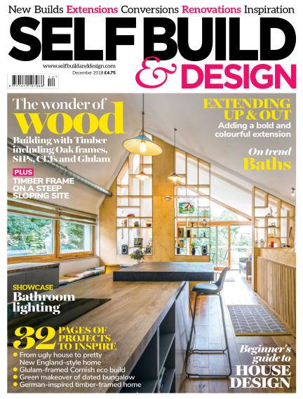 SelfBuild & Design October 31, 2018 00:00