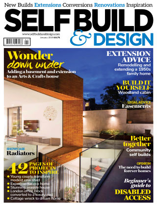 SelfBuild & Design January2019