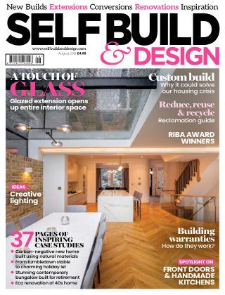 SelfBuild & Design August2019