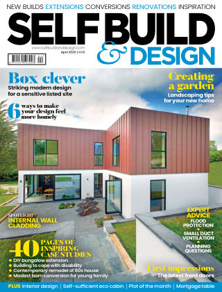 SelfBuild & Design April2020