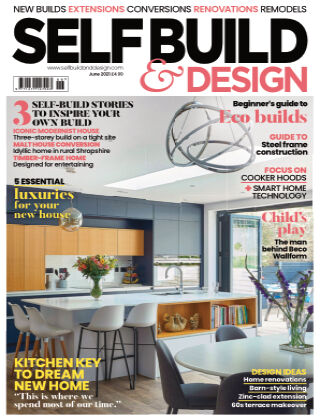 SelfBuild & Design June2021