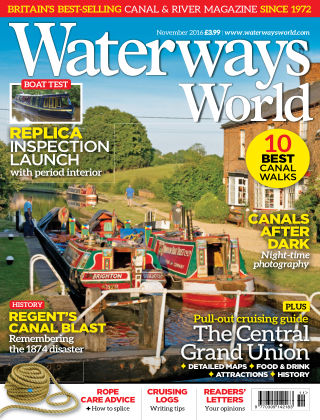 Waterways World November 2016