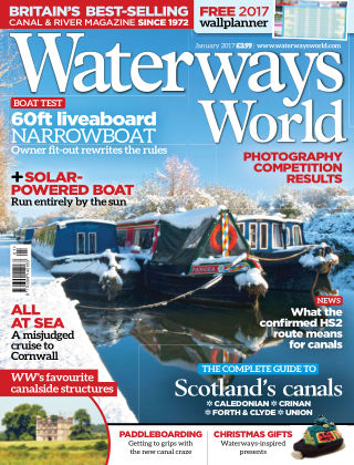 Waterways World January 2017