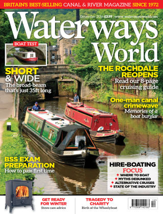 Waterways World December 2016