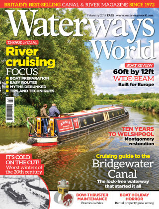 Waterways World February 2017