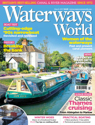 Waterways World March 2017