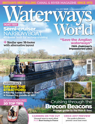 Waterways World May 2017