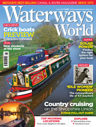 Waterways World June2017