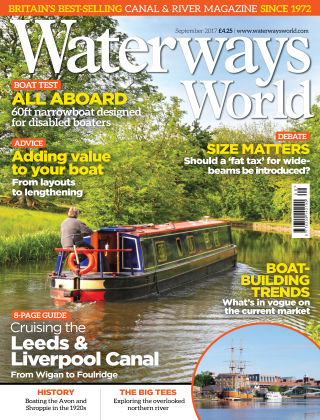 Waterways World September 2017