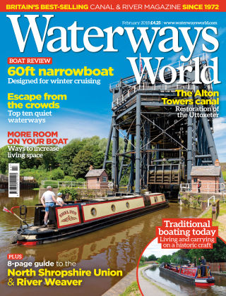 Waterways World February2018