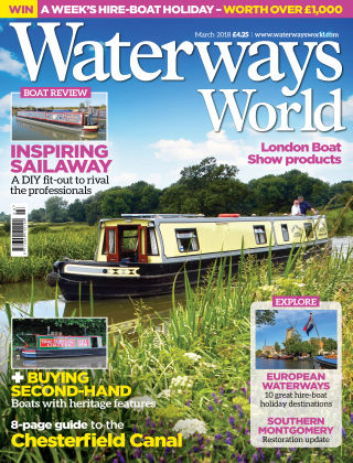 Waterways World March 2018