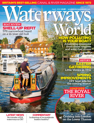 Waterways World April2018