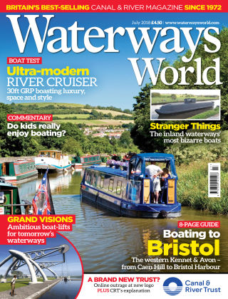 Waterways World July2018