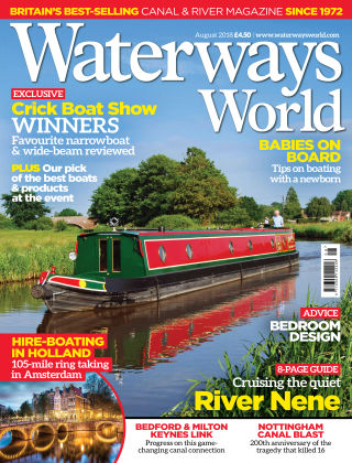 Waterways World August2018