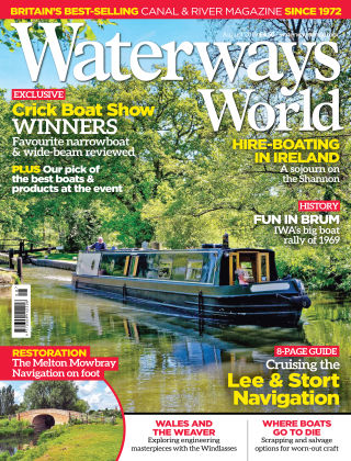 Waterways World August2019