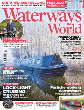 Waterways World January2020