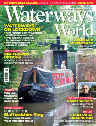 Waterways World June2020