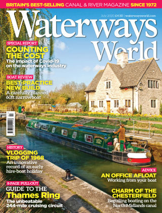 Waterways World July2020