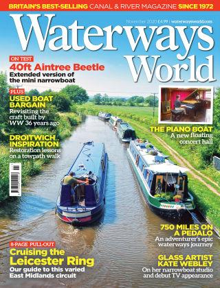 Waterways World November2020