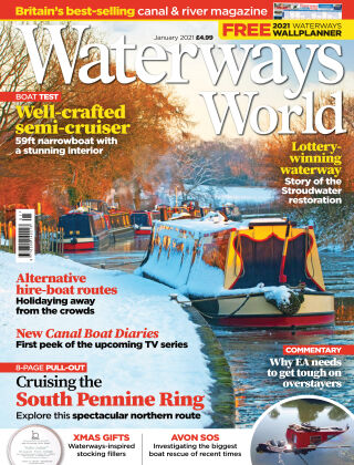 Waterways World January2021