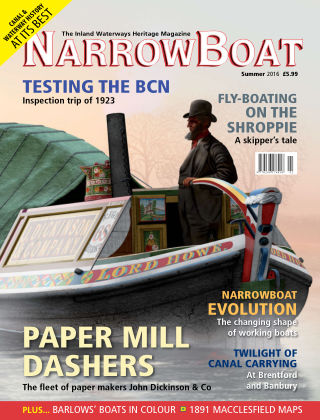 NarrowBoat Summer 2016
