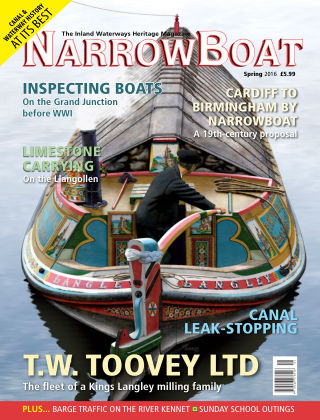NarrowBoat Spring 2016