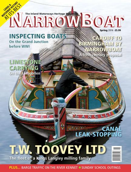 NarrowBoat March 25, 2016 00:00