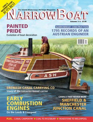 NarrowBoat Autumn 2016