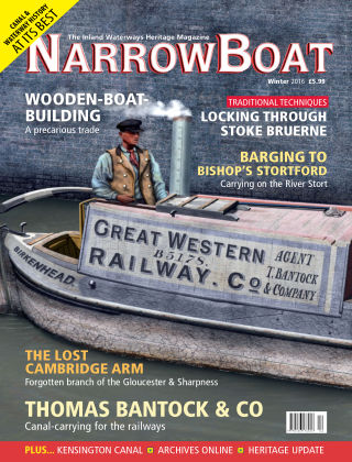 NarrowBoat Winter 2016